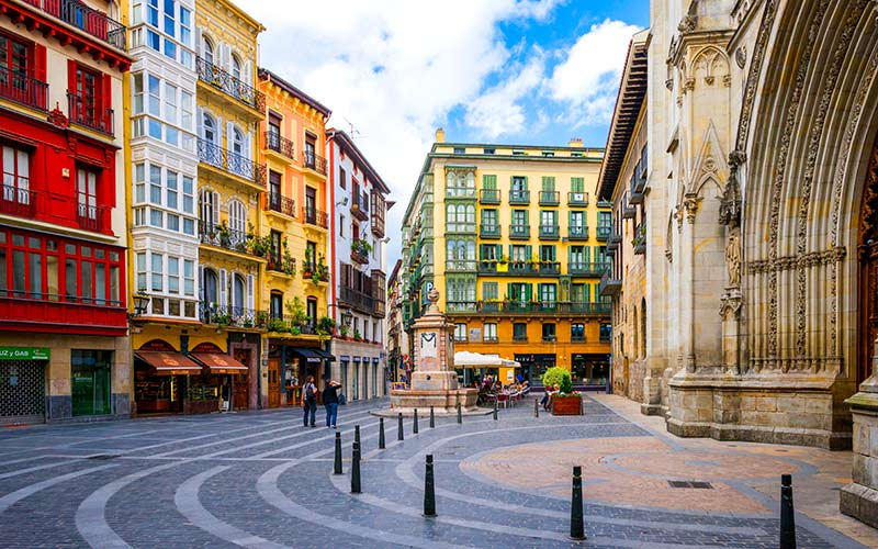 Stedentrip Europa: Bilbao
