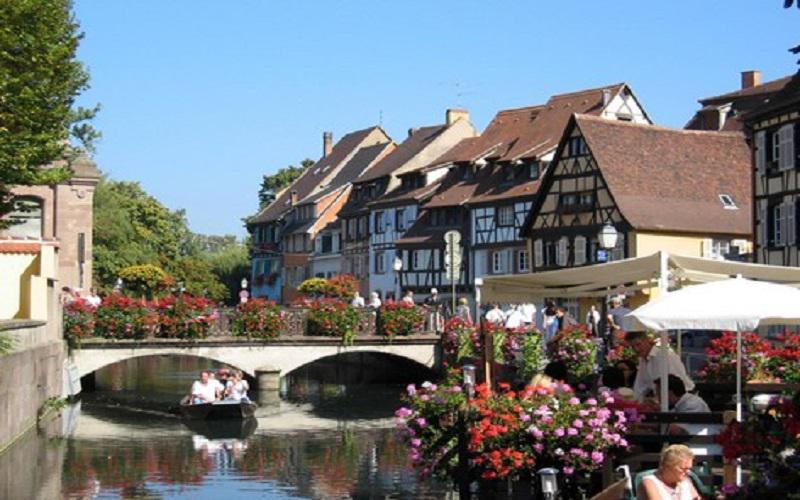 Stedentrip Europa: Colmar