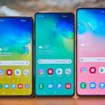 Samsung Galaxy S10, S10+ en S10e op 8 maart verkrijgbaar
